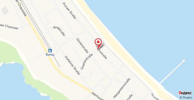 Haus Concordia - Ferienwohnung Liuba на карте