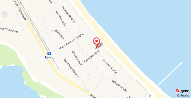 Villa Meernixe by Rujana на карте