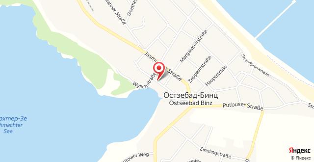 Villa Seerosen на карте