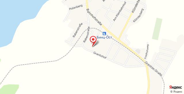 Haus Granitzhof на карте