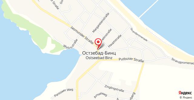 Hotel Garni Getreuer Eckart на карте