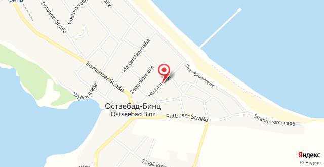 Hotel Villa Neander на карте