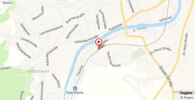 Villa Seilern Appartements на карте