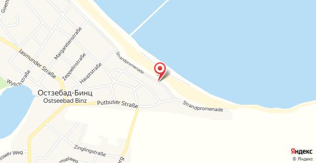 Villa Sirene на карте