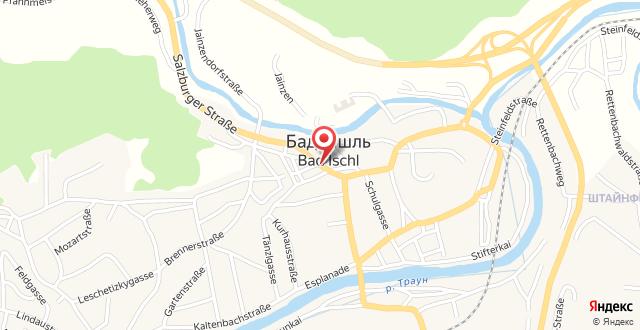 Haus Braumandl на карте