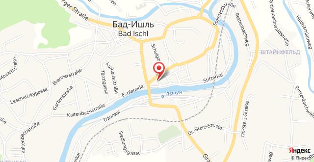Hotel Goldenes Schiff на карте