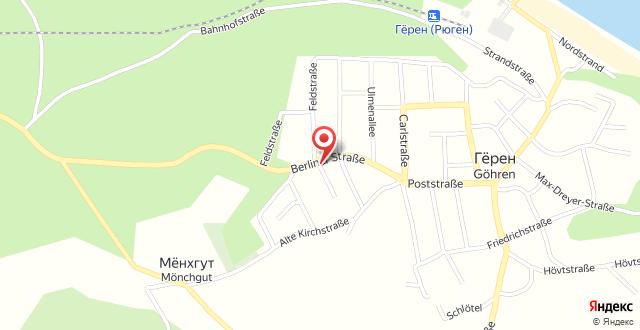 Ferienhaus Katja на карте