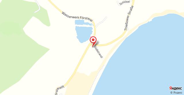 Ruegen-Beach-House-Haus-Palstek на карте