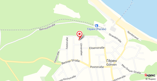 Villa Seefisch на карте