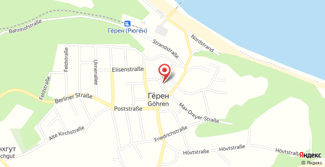 Villa Karola - Ferienwohnung 20 на карте