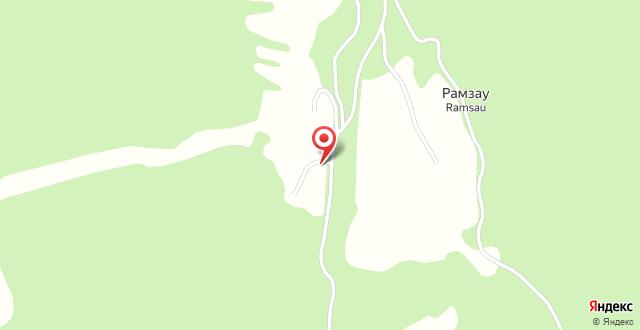 AlpenParks Hagan Lodge Altaussee на карте