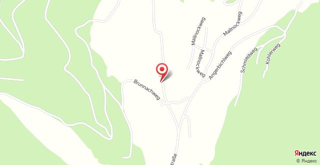 Schi- und Wanderhotel Berghof на карте