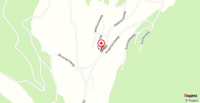 Feriendorf Kirchleitn Dorf Grosswild на карте