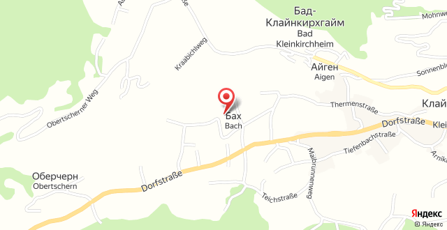 Frühstückspension-Appartementhaus Wasserer на карте