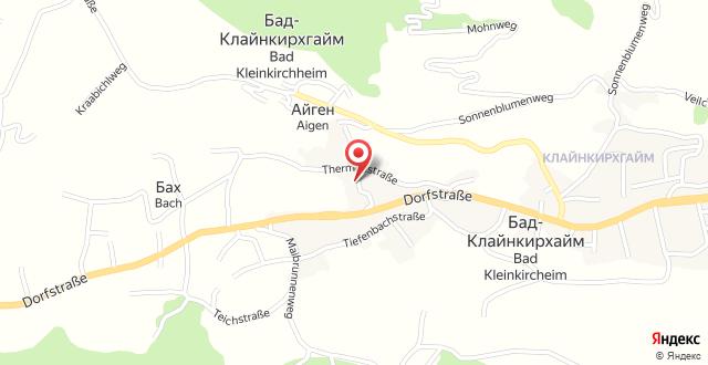 Landhaus Krenn на карте