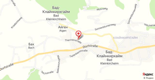 Landhaus Coloseus на карте