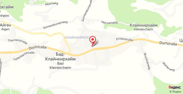 Alpine Spa Residence на карте