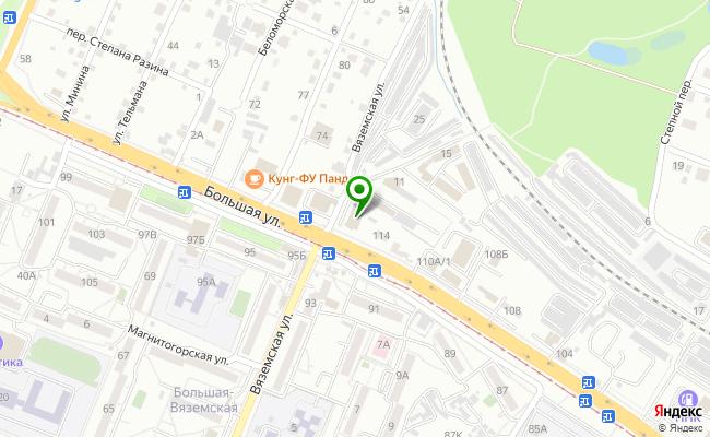 Сбербанк Хабаровск ул. Большая 118 карта