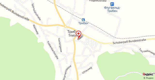 Triebenerhof на карте