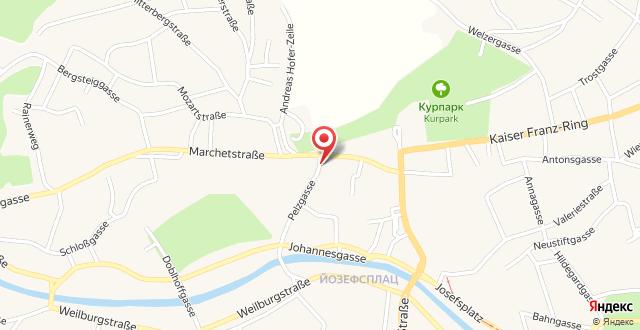 Badener Hof на карте