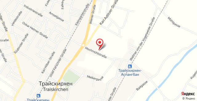 OEKOTEL Traiskirchen на карте