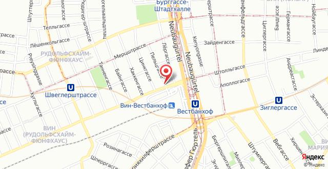 Arthotel ANA Westbahn на карте