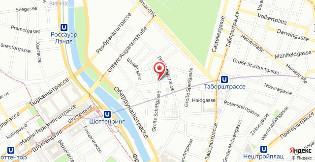 MEININGER Hotel Wien Downtown Sissi на карте