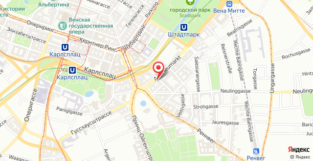 Hotel Am Konzerthaus Vienna - MGallery by Sofitel на карте