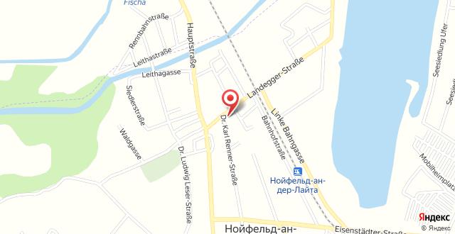 Landgasthof zur Post на карте