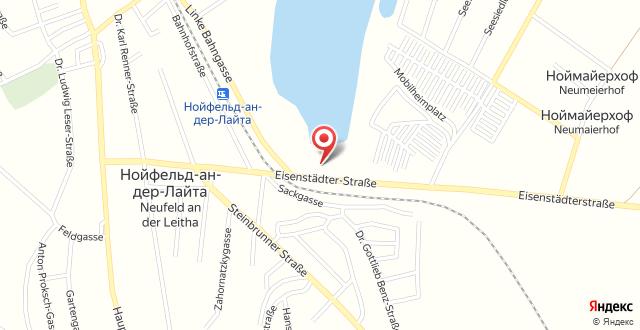 Der Reisinger am Neufelder See на карте