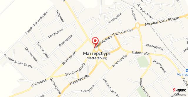 Hotel Restaurant Florianihof на карте