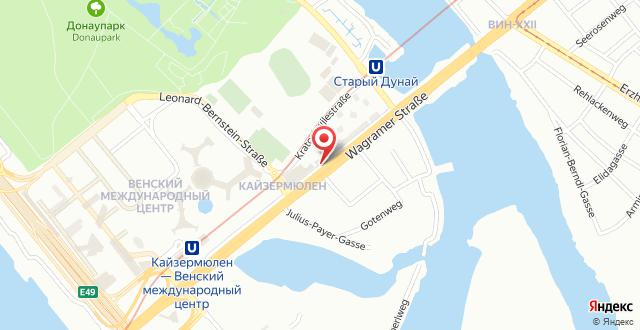 NH Danube City на карте