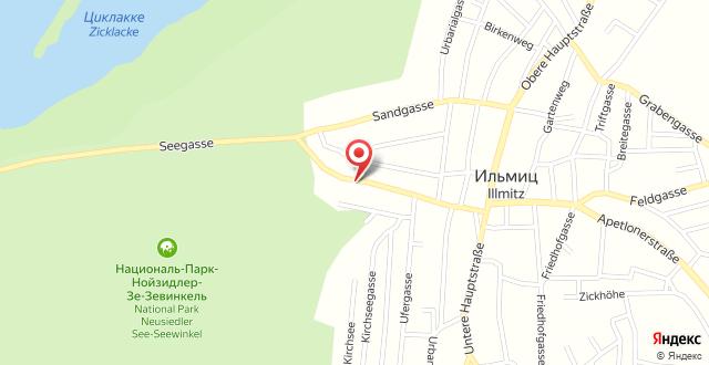 Gästehaus Strommer на карте