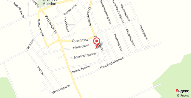Ferienhaus Apetlon на карте