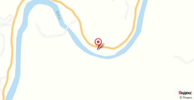 Camp Vrbas на карте