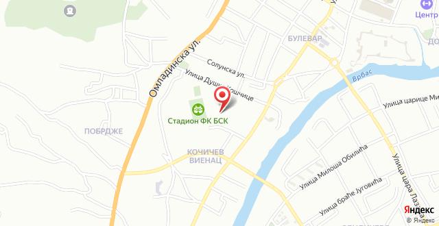 Vila Nuni на карте