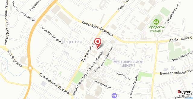Apartment Top Center 2 на карте