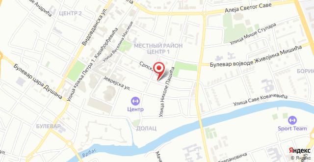 Kralja Alfonsa Apartment на карте