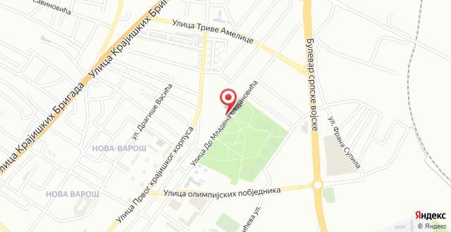 Apartments Alf - Om на карте