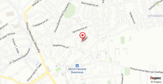 Apartman Mir на карте