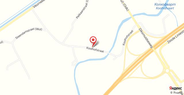 Holiday Home Koolhof на карте