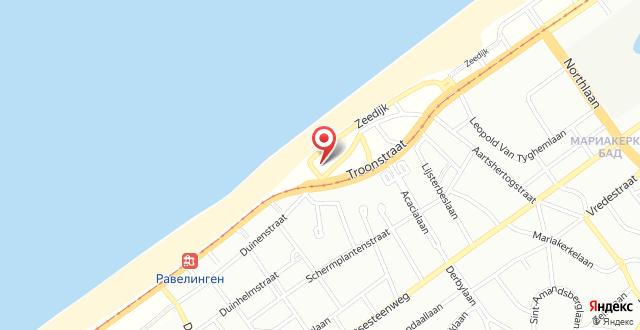 Apartment Zon & Zee на карте