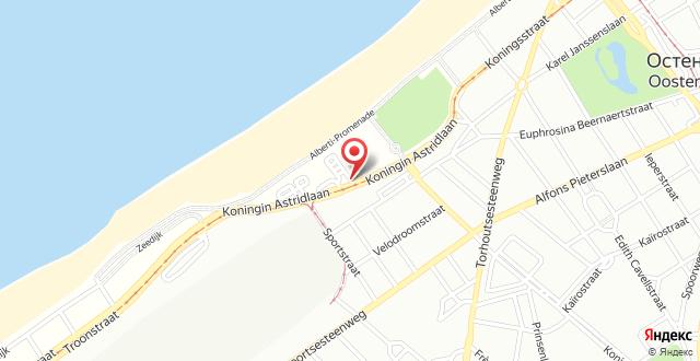 Thermae Palace на карте