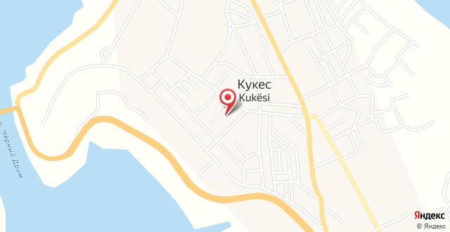 Oda Kuksit Hotel на карте