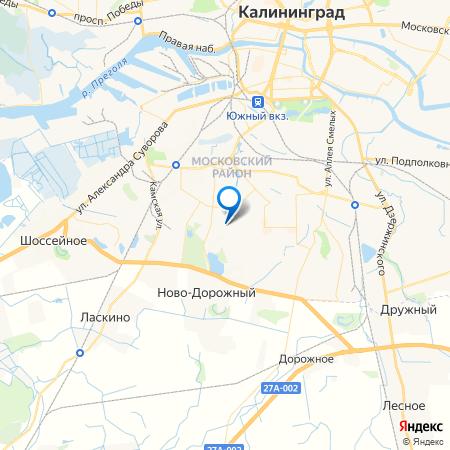 дом в пер. Иртышском на карте
