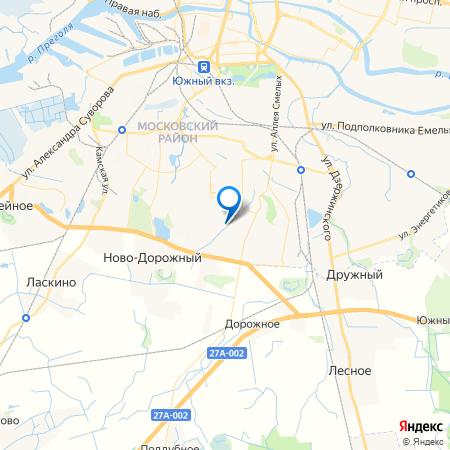 на ул. Кошевого-Карамзина на карте