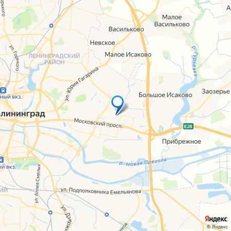 дом на ул. Аксакова (Спецстрой) на карте