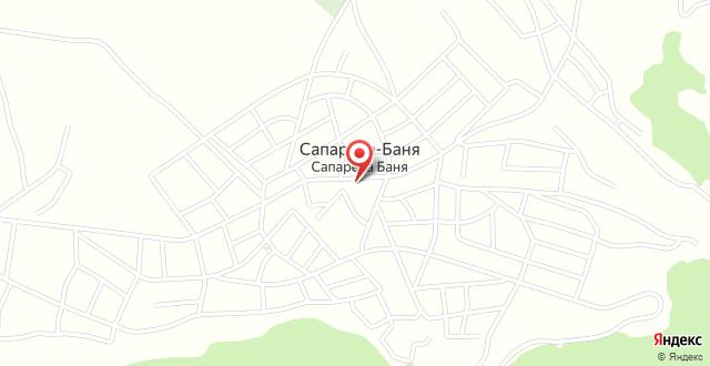Center Guest House на карте