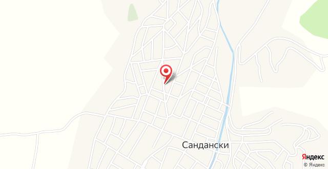 Пансион Керемидчиева дома на карте