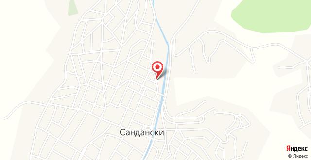 Family Hotel Bistritsa на карте